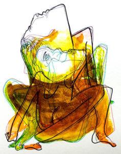 Incesto ilustração de Alexandre Martins