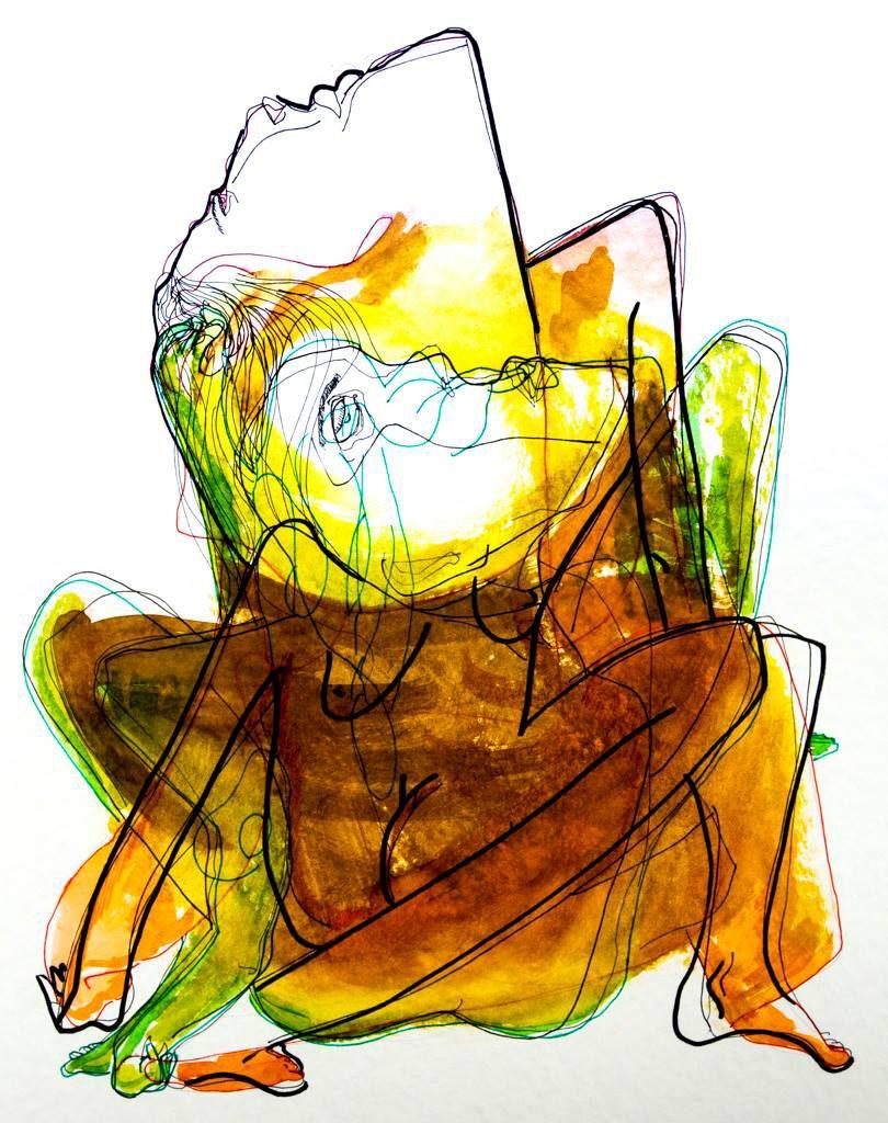 Incesto ilustração de Alexandre Xavier